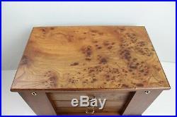 Agresti Ali con le Gioie Italian box jewelry watch box case wood drawer