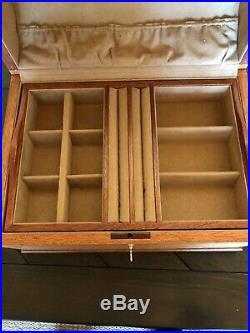 Agresti Solid Wood Decorative Jewelry Box