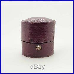 Antique Victorian Ring Box Joseph Wood