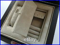 Audemars Piguet Brown Wooden Watch Box with Jewellery Holder
