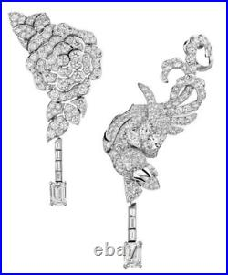 Authentic Rare CHANEL Paris Coromandel Lacquered High Jewelry Joaillerie VIP Box
