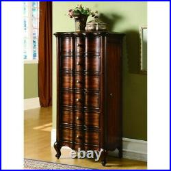 Beaumont Lane French Jewelry Armoire with Flip-Top