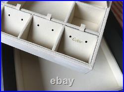 CARTIER Portagioie Portagioielli Precious Wood Jewel Jewellery Case Box