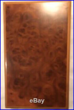 CUTE VINTAGE OSVALDO AGRESTI SMALLEST LOCKING JEWELRY BOX withKEY EX CON-SWEET