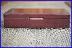 Cartier Jewelry Box Wood With Accessories