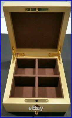 David Linley England Jewelry Box