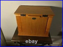 For Your Ease Only Lori Grenier Gold & Silver Safekeeper Deluxe Jewelry Box