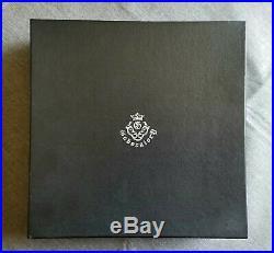 Gaboratory Cherry Wood Jewelry Box BWL chrome hearts king baby travis walker NIB