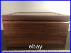 Heartwood Creations'Prairie 1' Style 2 Drawer Jewelry Box Factory Second