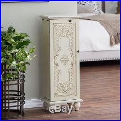 Jewelry Armoire Clearance Women Armoires Box Womens Lock Cabinet Vintage Storage