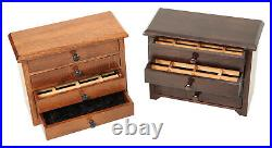 Jewelry Box Jewelry Cabinet Dresser Top Amish Built Solid Wood Shaker Style 12