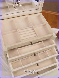 Jewelry Box Vintage Box Shabby Chic Jewelry Case
