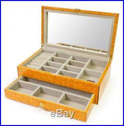 Jonathan Adler Jewelry Box Toulouse Orange