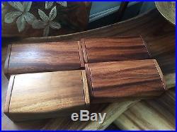 Koa Jewelry Box Tropical Hardwood