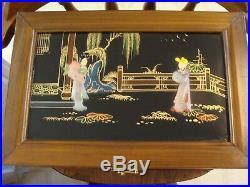 Large Chinese Musical Jewelry Box Drawers Ballerina