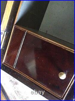 Large Regency tea Caddy Jewels Jewellery Ladies Gents Box Cash