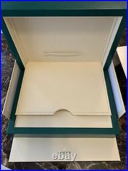 New Original 2020 Rolex Watch Box XL Day Date Diamonds Pearl master Jewelry Box
