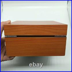 Officine Panerai Luminor Box FIRENZE 1850 + Tool/Band Watch Case Wood Chest RARE