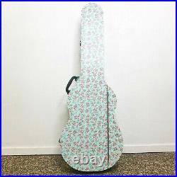 Pottery Barn Teen Emily & Meritt Jewelry Guitar Case