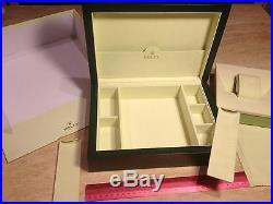 ROLEX Masterpiece Watch and Jewellery box 33.00.71