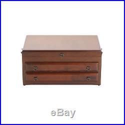 Reed & Barton Regal Jewelry Box