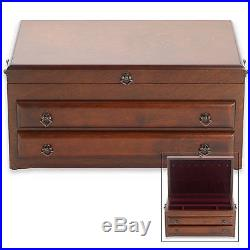 Reed & Barton Regal Jewelry Box/Jewelry Chest