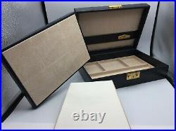 Rolex Watch Box Case 51.00.01 Jewelry case Genuine Black r30202013