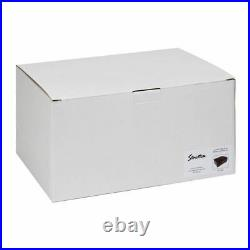 Stratton Wooden High Gloss Jewellery Box with Lock