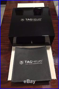 Tag Heuer Lamborghini AUTOMOBILI BOX ON THE PHONE AND JEWELLERY AVANT-GARDE