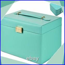 Tiffany Blue M Protagonist Jewelry Box Large Capacity Luxury Accessory Case