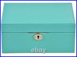 Tiffany Blue S Protagonist Jewelry Box Large Capacity Luxury Accessory Case