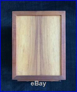 Tony Lydgate handcrafted Jewelry Box / Wardrobe 1990