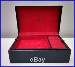 Verdura Jewellery Box Case Wood necklace ring bracelet storage
