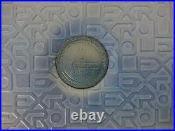Vintage Genuine Rolex Watch Jewelry Blue Box Presentationw box with Key 1637491