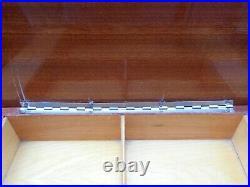 Vintage Italian Lift Top Music Wood Inlay Jewelry Box Table Sorrento Specialties