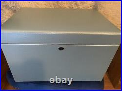 Wolf London Blue Extra Large Jewelry Box NEW