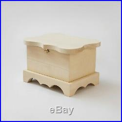 Wooden jewelry box, handmade wood item, trinket box, home decor, gift for him